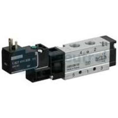 Útszelep elekt. 5/2 G1/8 24VAC WV02 unist. ( DIN C nélk.)