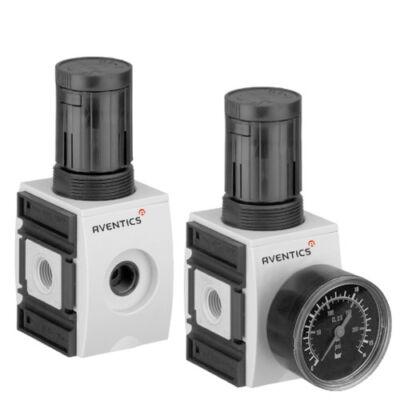 Nyomásszabályzó AS2 G3/8 0.5-10 bar 2700 l/min.