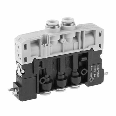 Úszelep, elekt. ES05, 5/2, 8 mm, bistabil, 24VDC