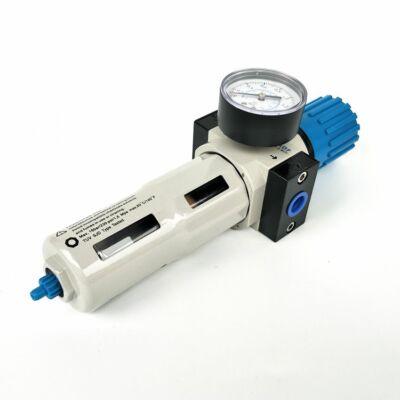 Szűrő-nyomásszabályzó LFR-3/4-D-MAXI 9700 l/min.