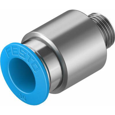 Csatlakozó egyenes QS-G1/8-10-I, belső imbusz