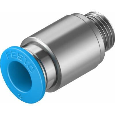 Csatlakozó egyenes QS-G1/8-8-I. belső imbusz