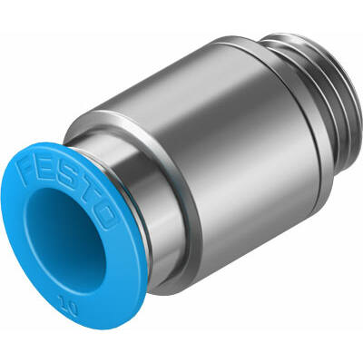Csatlakozó egyenes QS-G1/4-10-I, belső imbusz