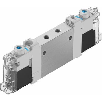 Útszelep el. VUVG-LK10-T32C-AT-M5-1H2L-S, M5, 2x3/2, zárt, monostabil