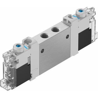 Útszelep el. VUVG-LK10-T32C-AT-M7-1H2L-S, M7, 2x3/2, zárt, monostabil