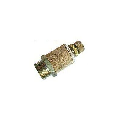 Fojtó-hangtompító G1/2