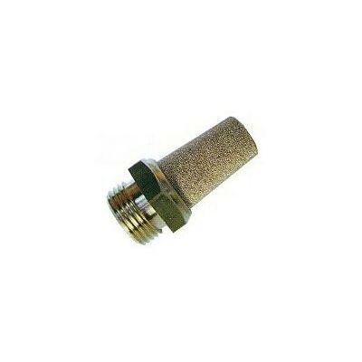 Hangtompító G3/8 sz.bronz
