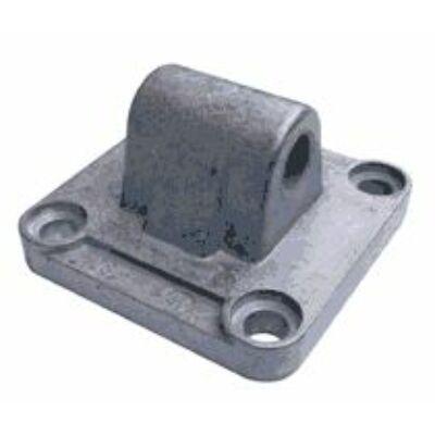Henger felfogás, csapágybak, ISO6431, 63 mm-es hengerhez