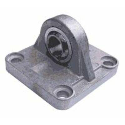 Henger felfogás, csapágyszemes, ISO6431, 50 mm-es hengerhez