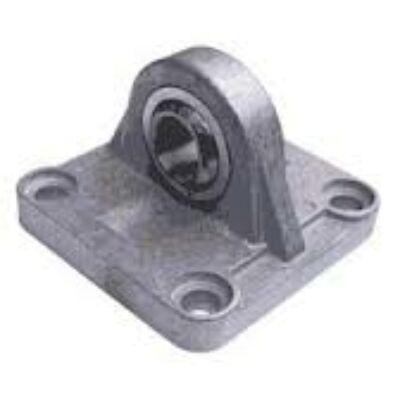 Henger felfogás, csapágyszemes, ISO6431, 80 mm-es hengerhez