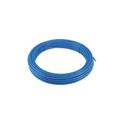 Pneumatika cső PU 10x8 kék