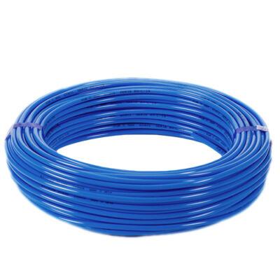 Pneumatika cső PU 6x4 kék