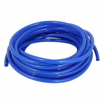 Pneumatika cső PU 8x6 kék, 100 m-es tekercs