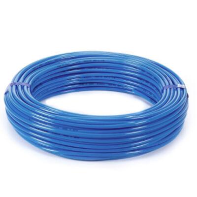 Pneumatika cső PAHF 4x2,5 kék
