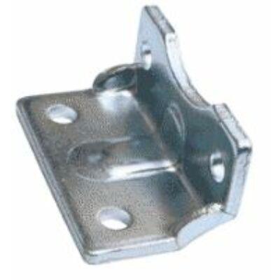 Henger felfogás, talpas felerősítés, ISO6431, 80 mm-es hengerhez