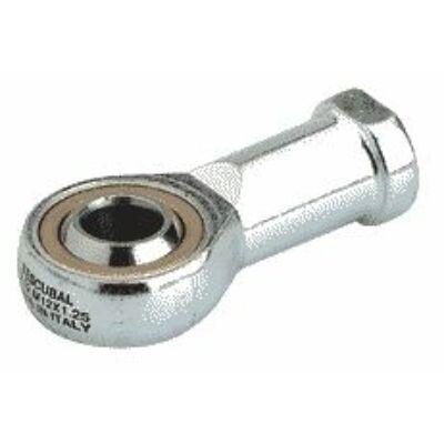 Dugattyúrúdvég, gömbcsuklószem, 40 mm hengerhez, M12x1,25
