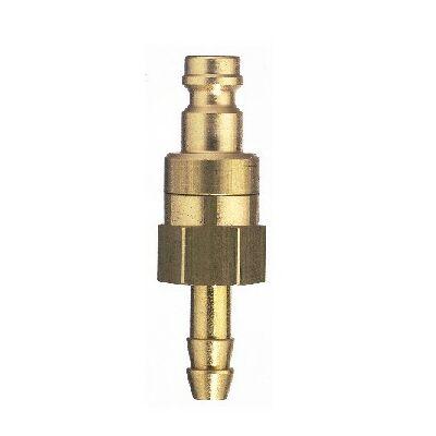 Gyorscsatlakozó ellendarab 6 mm mini