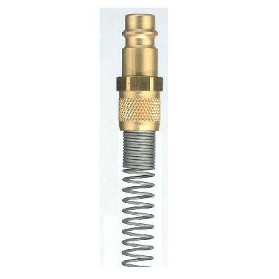 Gyorscsatlakozó ellendarab rugós   8 mm ipari