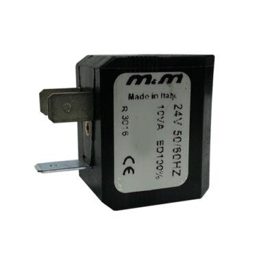 Mágnestekercs 24VAC, 10VA