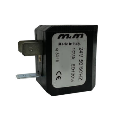 Mágnestekercs 24VDC, 7W
