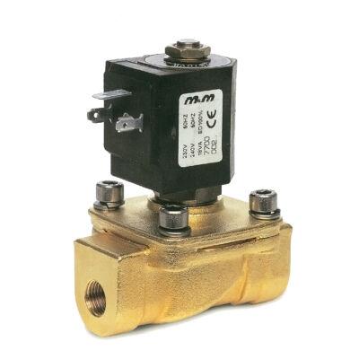 Mágnesszelep D190DBW, NC, 3/4, NBR, csak AC