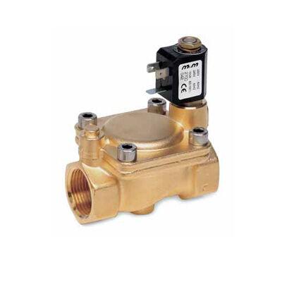 Mágnesszelep RB205DBZ-230VAC, NO, 1/2, NBR