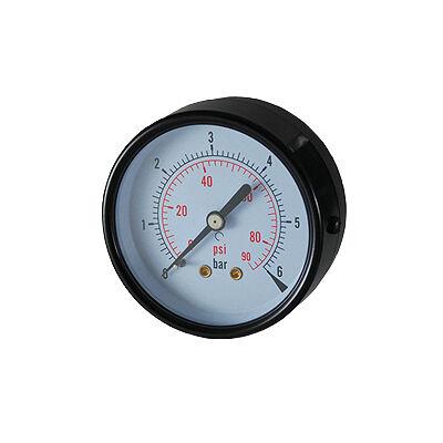 Manométer h.63 mm 0-10  bar G1/4
