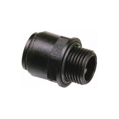 Csatlakozó, egyenes, 15 mm - G1/2